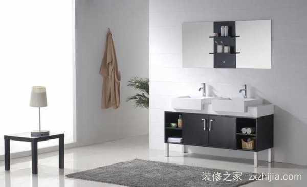 浴室柜防潮有重点 关注材料和内部空间