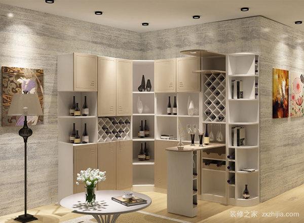时尚酒柜的品牌 时尚酒柜的挑选方法_装修之家网图片