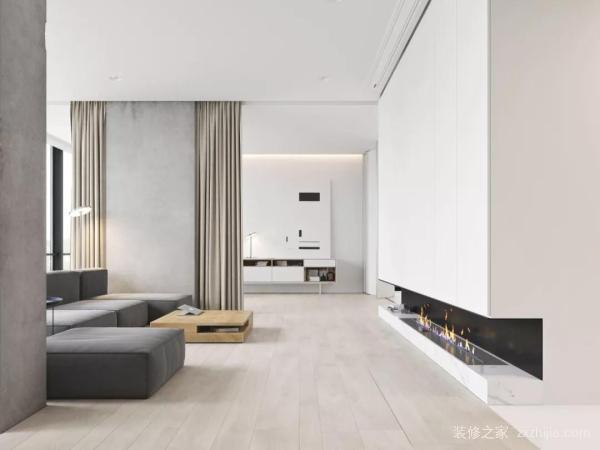 这样的极简设计,才是极美的家!