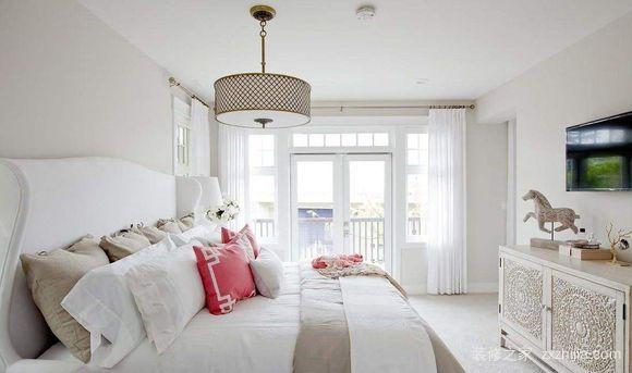 衬托卧室魅力的技巧——巧用颜色