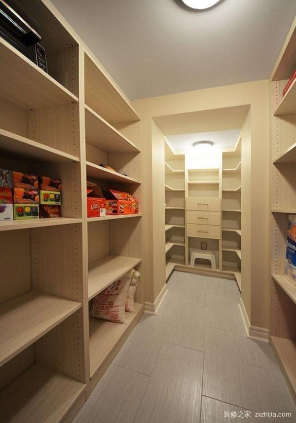 家里的东西越来越多,杂物间放东西也要有体面@365图片