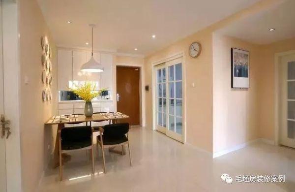87平米的小清新之家,装修只花了我7万元,客厅的颜值最高!!!