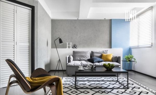 北欧风格房屋装修设计图:十一