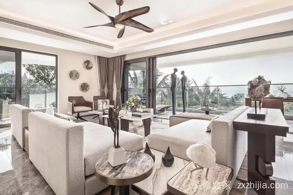 归本自然的别墅装修设计,梦想中的海岛生活