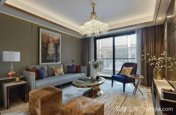 简约时尚别墅装修设计,现金娱乐网:充满艺术格调的生活空间!