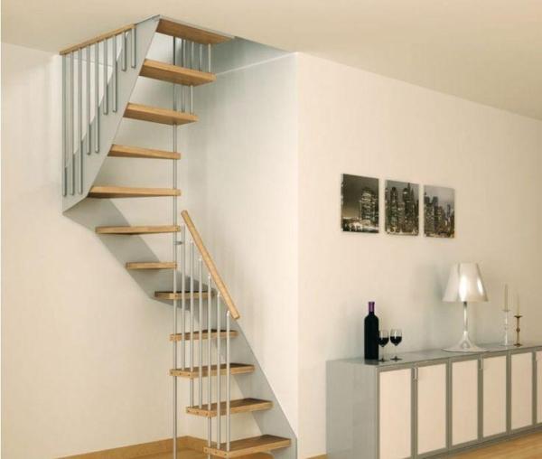 阁楼楼梯装修效果图解析