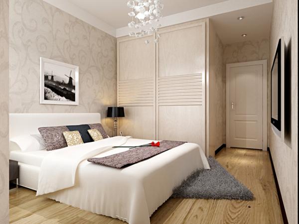 欧式主卧室装修效果图 欧式主卧室装修设计要点