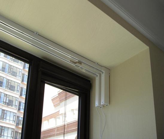 窗帘轨道如何安装?窗帘轨道安装方法