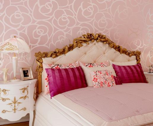 卧室墙纸的选购方法
