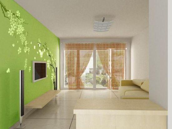 客厅墙面选择什么涂料