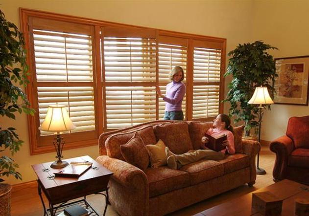 百叶窗帘安装,一室美好透亮的开始