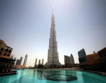 世界第二高楼完工 2018世界最高建筑大盘点