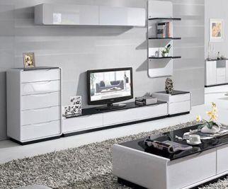 玻璃电视柜怎么样?玻璃电视柜容易自爆?