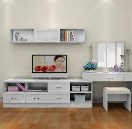 组合电视柜设计搭配,组合电视柜种类介绍