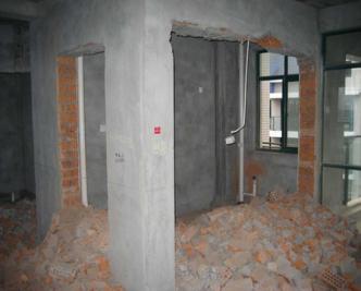 家装不要随意拆墙 非承重墙拆改有讲究