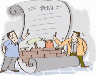 装修施工合同怎么写?2017装修施工合同范本