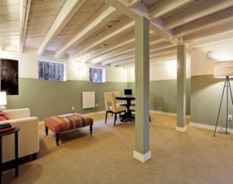 地下室装修如何施工?地下室施工方案