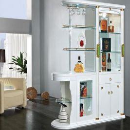 家有隔断柜,居室魅力提升不少