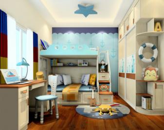 如何根据年龄段设计儿童房?儿童房设计方案