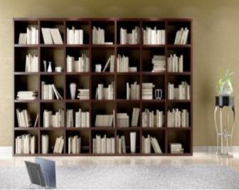 书架怎么设计才好?书架设计造型有哪些?
