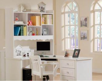 什么是书柜电脑桌?书柜电脑桌尺寸有哪些?