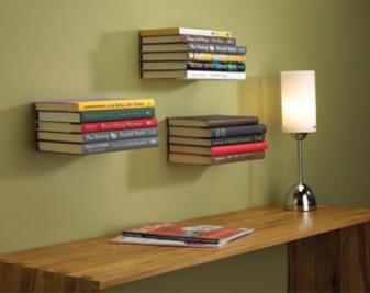 隐形书架如何选购?怎么自制隐形书架?