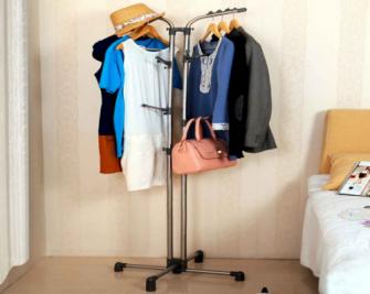 怎么选购衣帽架?衣帽架如何清洁保养?