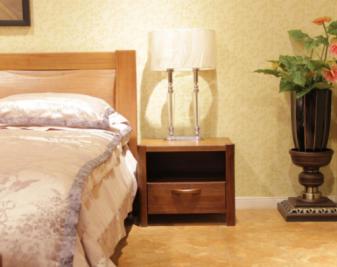 如何确定床头柜高度?床头柜高度多少合适?