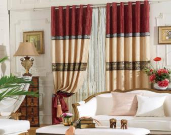 高档窗帘材质有哪些?如何选购高档窗帘?