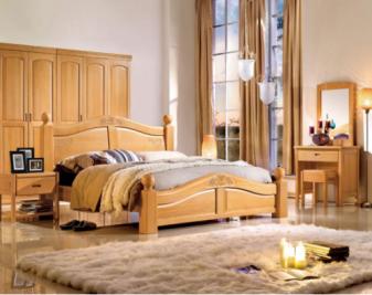 一般实木床多少钱?实木床价格是多少?