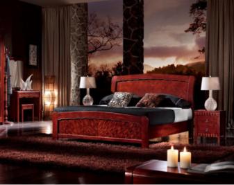 红木床有哪些功效?红木床优缺点介绍
