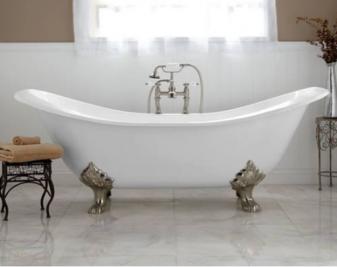 什么是贵妃浴缸?贵妃浴缸尺寸是多少?
