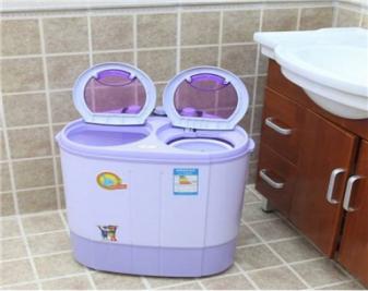 迷你洗衣机有何优缺点?如何选购迷你洗衣机?