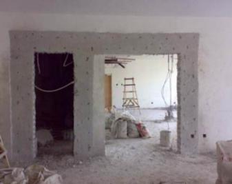为什么要加固承重墙?承重墙加固如何施工?