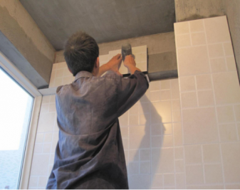 瓷砖铺贴为何会损耗?如何降低瓷砖铺贴损耗?