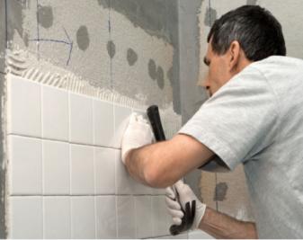 墙面瓷砖如何铺贴?墙面瓷砖铺贴注意事项
