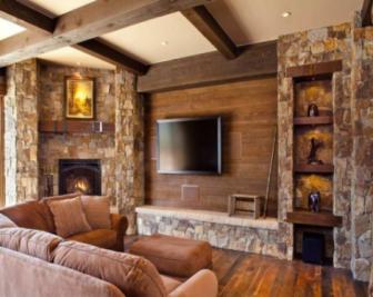 木背景墙施工多少钱?木背景墙施工怎么做?