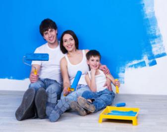 油漆施工具体怎么做?详细油漆施工流程