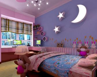 儿童房什么颜色风水好?儿童房颜色风水常识