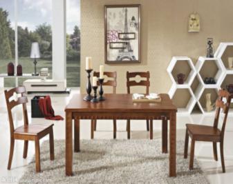 实木餐桌价格是多少?最新实木餐桌价格