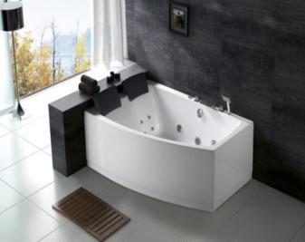双人浴缸好不好?双人浴缸尺寸多少合适?