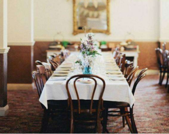 西餐桌尺寸多少合适?西餐桌价格是多少?