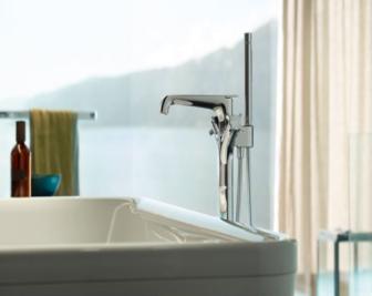 浴缸龙头高度一般多高?如何选购浴缸龙头?