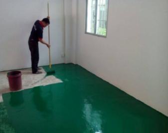 环氧地板漆如何施工?环氧地板漆施工步骤