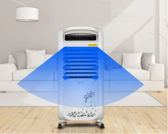 空调扇原理是什么?空调扇能取代空调吗?