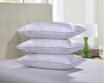 羽丝绒枕芯怎么样?羽丝绒枕芯可以洗吗?