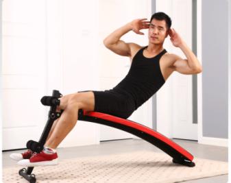 腹肌板怎么练腹肌?腹肌板使用方法详解