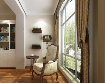 阳台需要安装窗帘吗?阳台窗帘怎么选择?