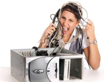 电脑常见故障有哪些?电脑故障维修大全