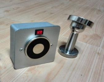 电磁门吸原理是多少?电磁门吸价格多少钱?